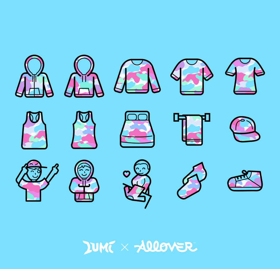 Free Clothing Category Icons