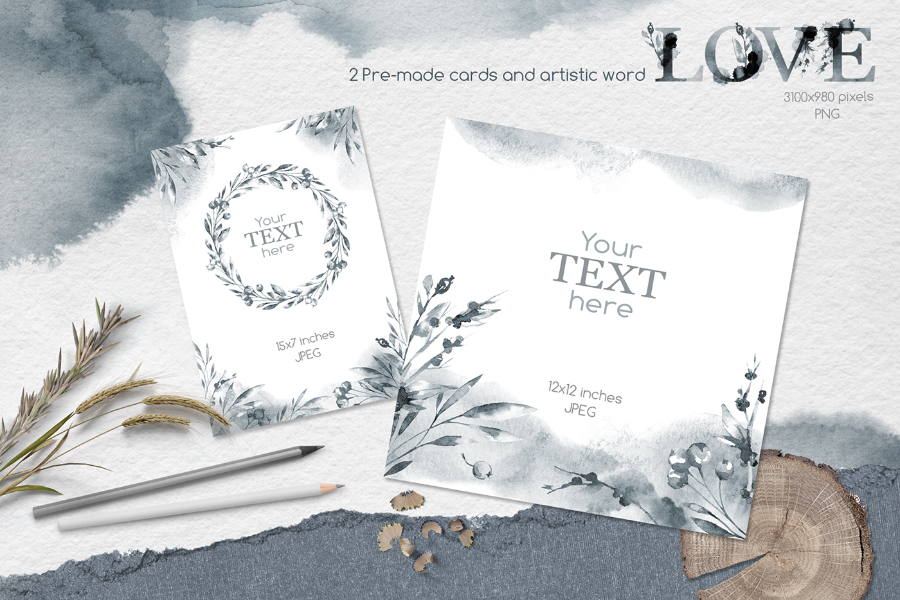 Free Premade Invitation Card