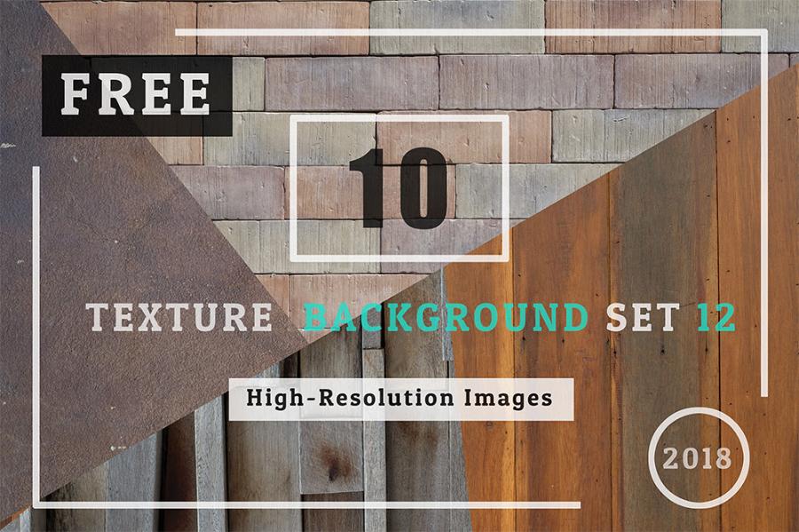 Free 10 Texture Background Set 12