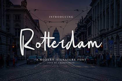 Rotterdam Script Free Demo