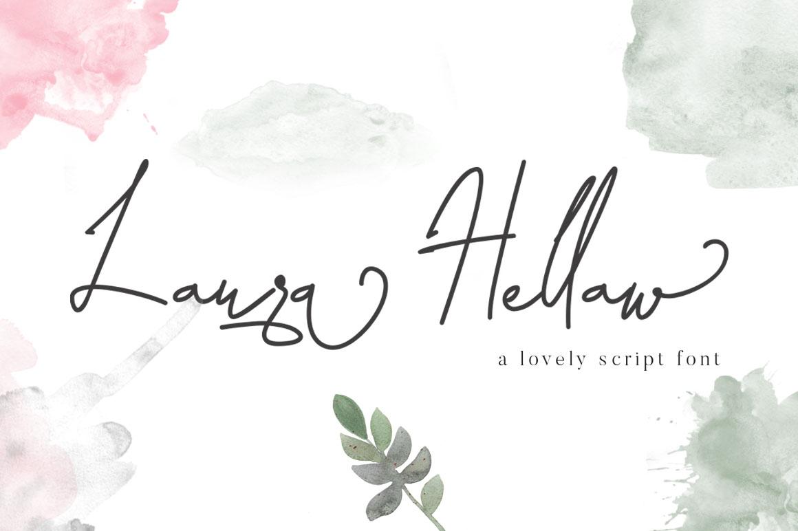 Laura Hellaw Script Demo