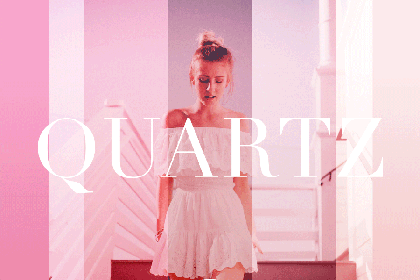 Quartz Display Free Typeface