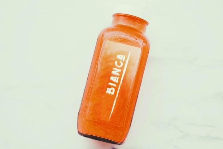 Free Juice Bottle Mockup