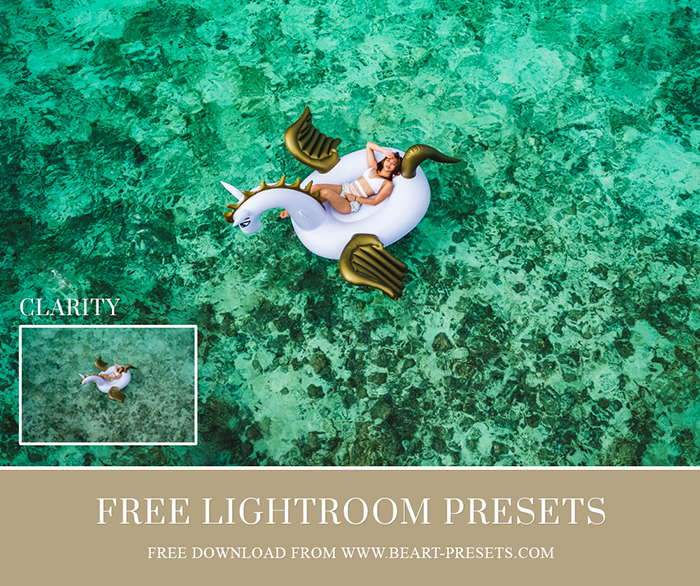 5 Free Lightroom Presets