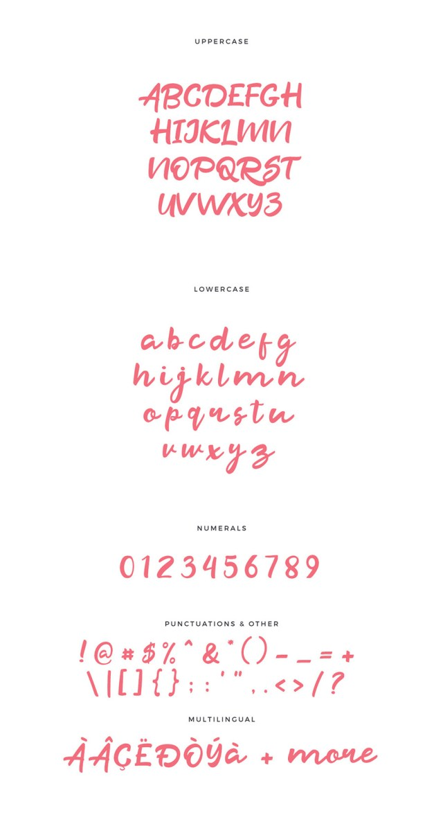 Razan Script Free Typeface
