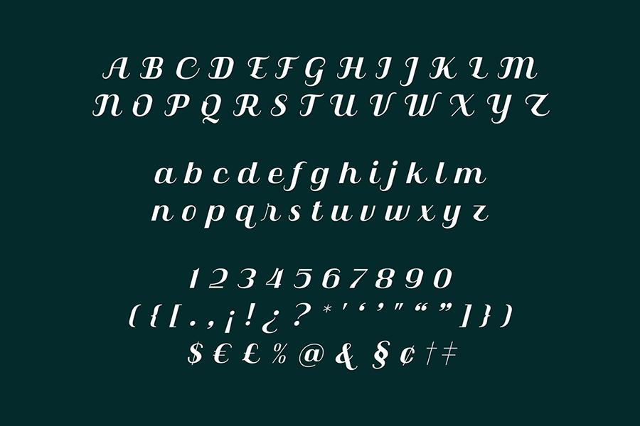 Qilla Serif Font Free Demo