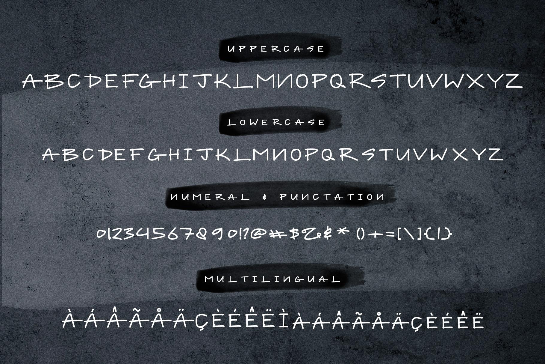 Nebbulla Font Duo Demo