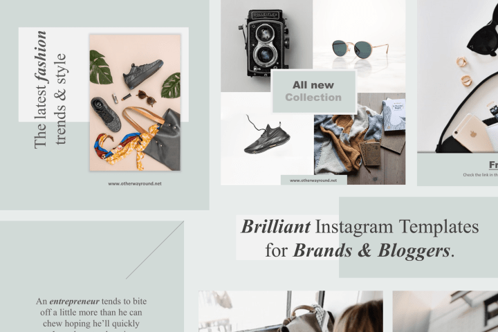 Brilliant Instagram Templates