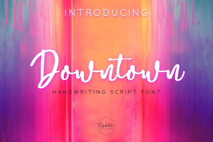 Downtown Script Free Demo