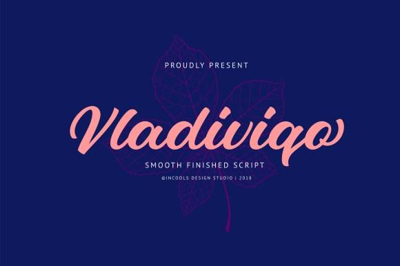 Vladiviqo Handlettering Script