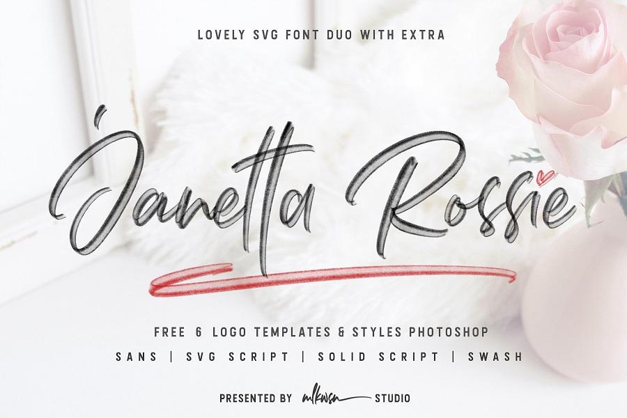 Janetta Rossie Script Demo