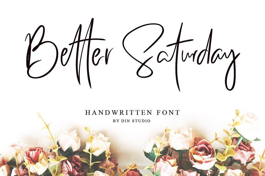 Better Saturday Script Demo