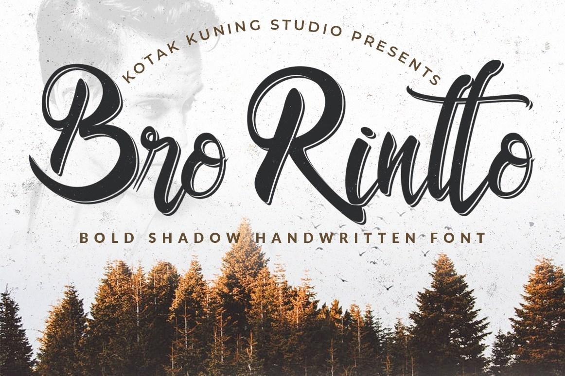 Bro Rintto Script Demo
