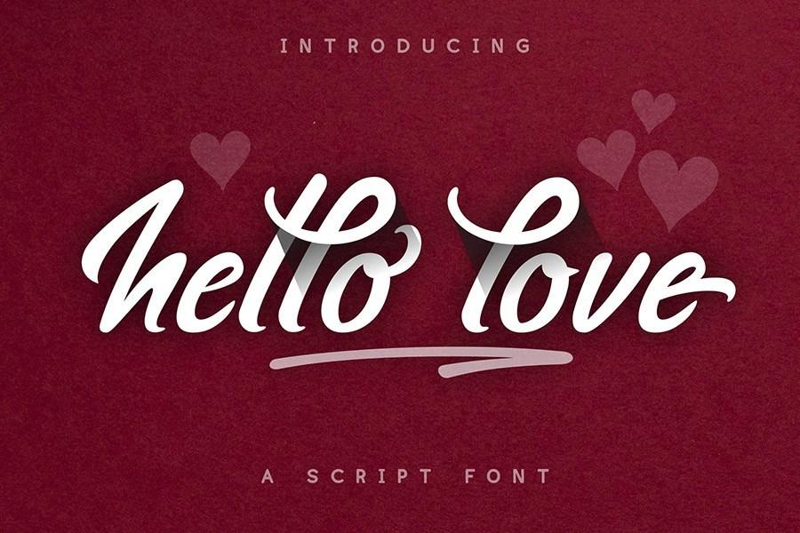 Hello Love Script Demo