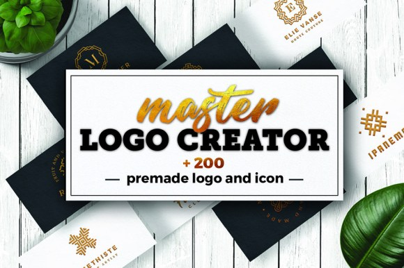 Logo Creator Branding Kit