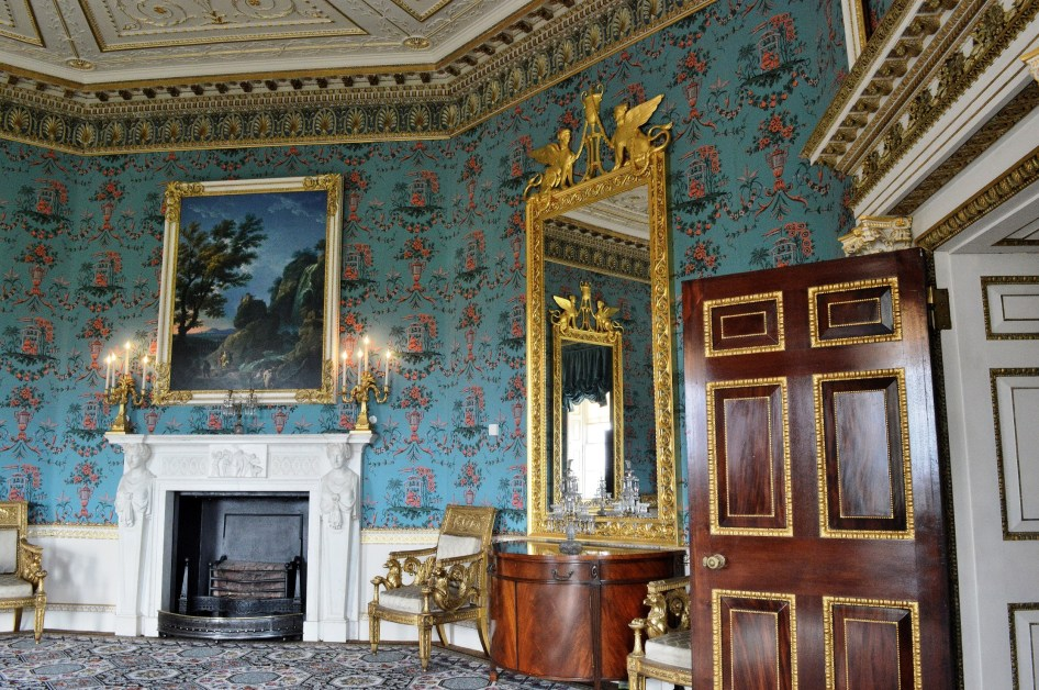 Danson House - Blue Room 1