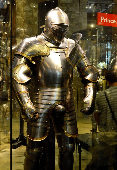 Large Armour