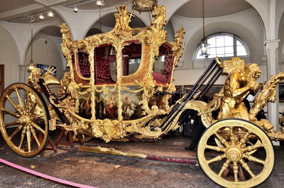 Ornate Gold Coach at Royal Mews DSC_1380