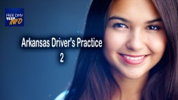 Arkansas Driver's Practice Test at Free DMV Test