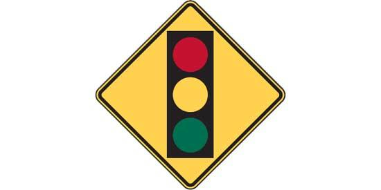 Free DMV Test - U.S. Road Sign