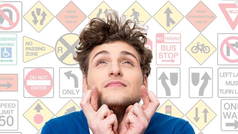 Free DMV Test - Road Sign Quiz