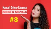 Hawaii Signs & Signals Test - 3