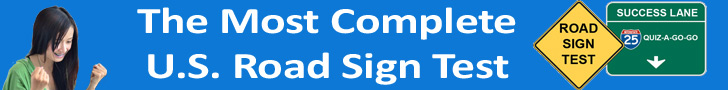 Quizagogo - Free Road Sign Test - All U.S. Road Signs