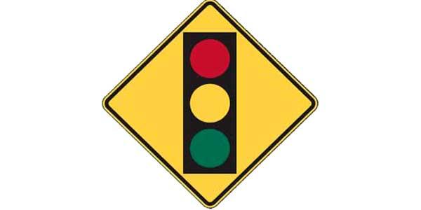 Road signs cheat sheet - 2