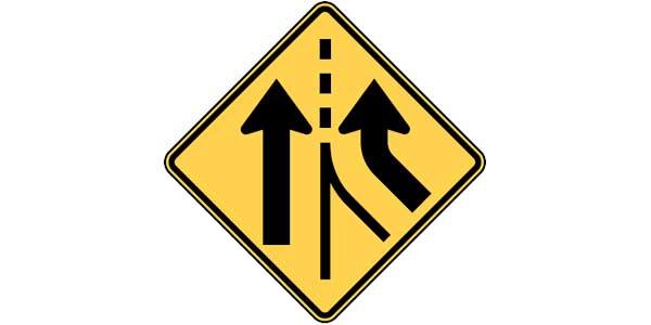 Road signs cheat sheet - 3