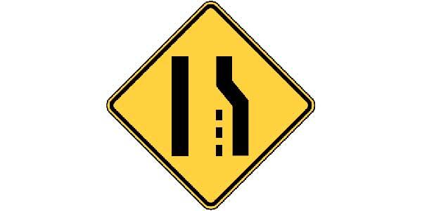 Road signs cheat sheet - 8