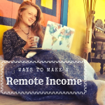 Make a Remote income