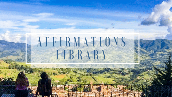 Affirmations library