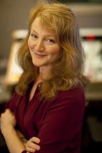 Krista Tippett Author