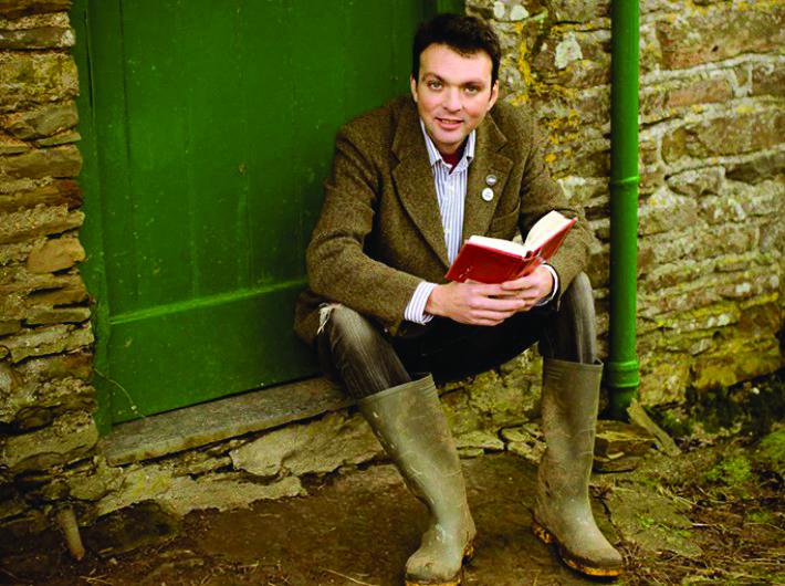 Tom Hodgkinson author photo