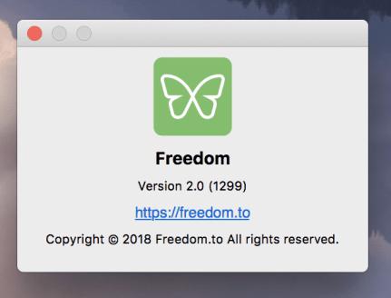 Freedom 2.0 with whitelisting