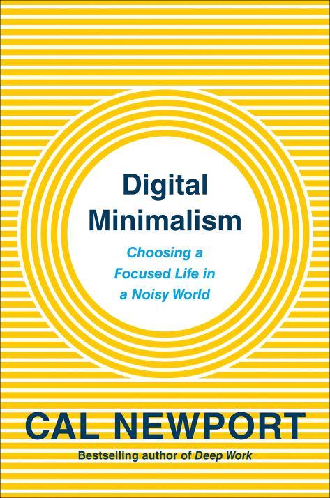 Digital Minimalism Cal Newport
