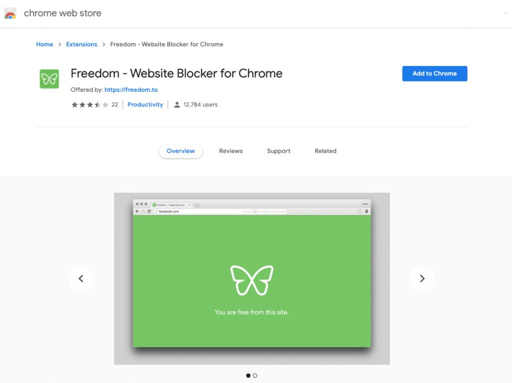 Block websites on Chromebooks