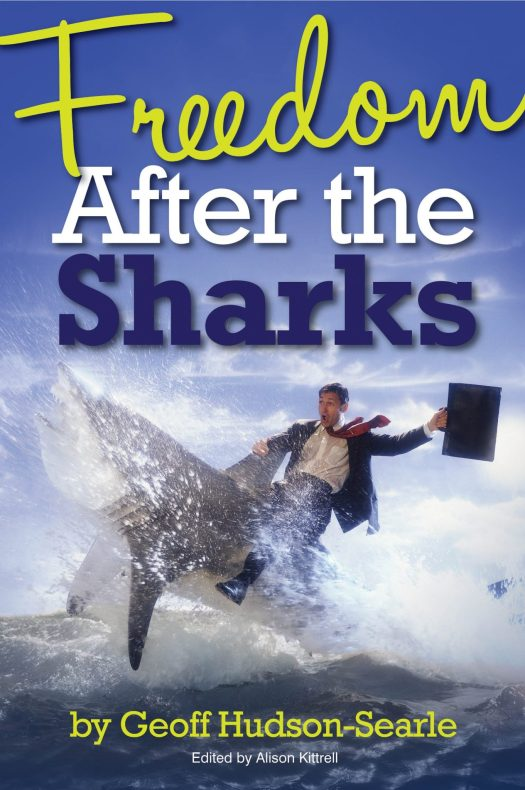 Freedom After The Sharks 2014 cover 6-9