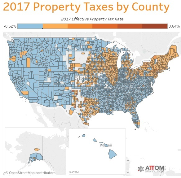 if this map is any indication places such as new york and illinois are particularly awful for taxpayers