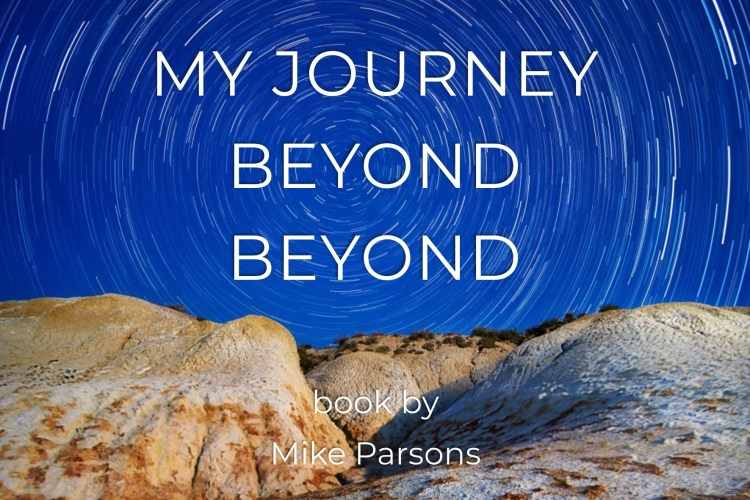 My Journey Beyond Beyond book