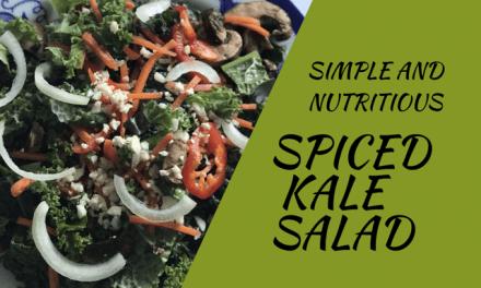 Spiced Kale Salad