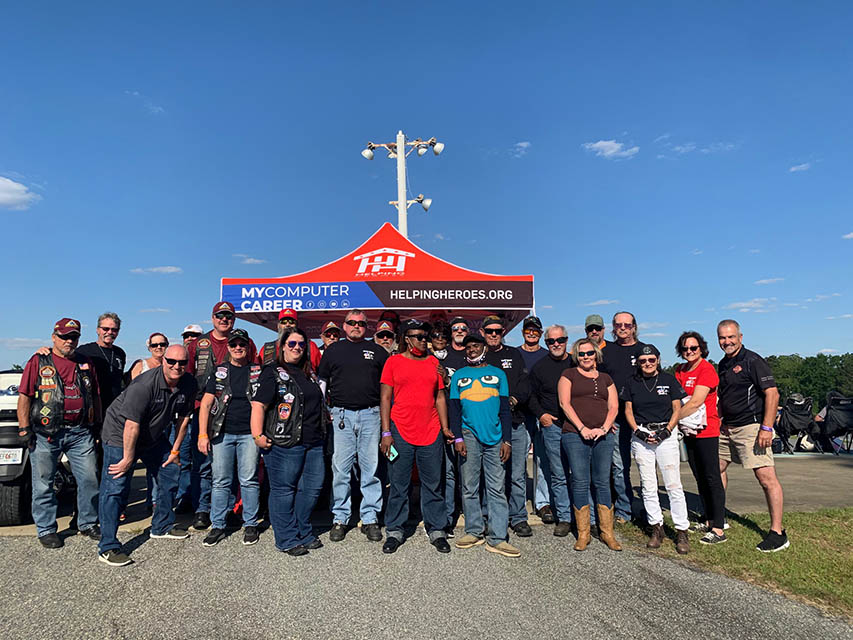 Rolling Thunder and Helping Heroes