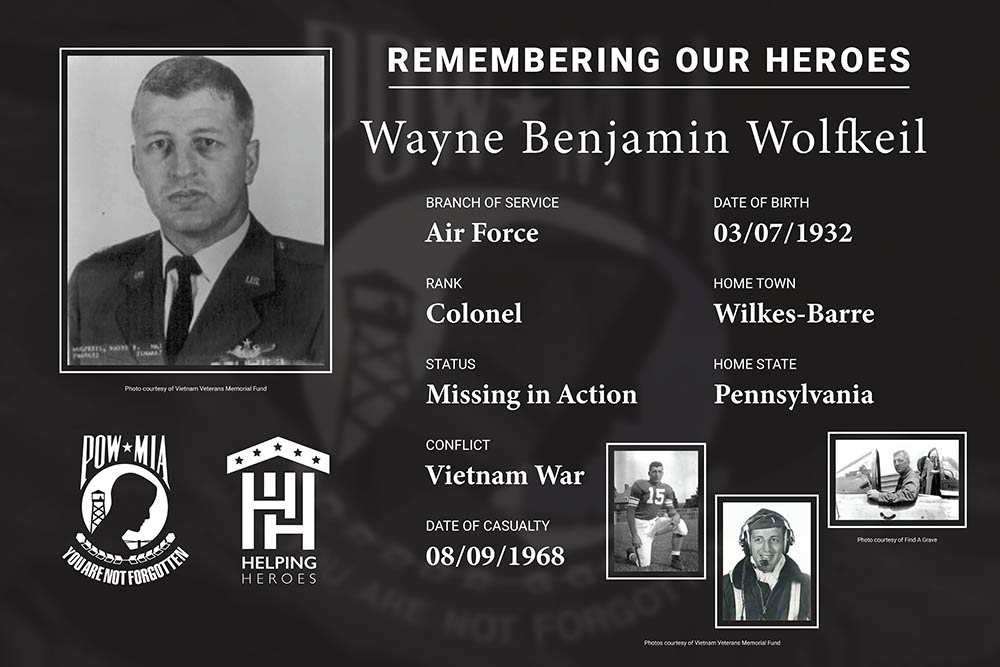 Wayne Benjamin Wolfkeil