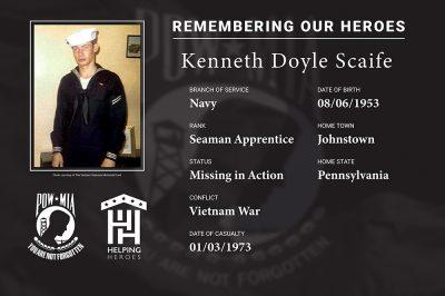Kenneth Doyle Scaife