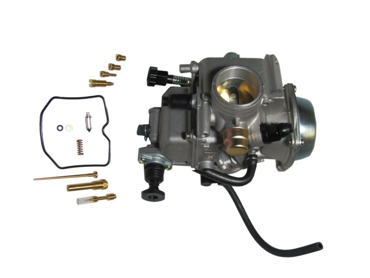 Polaris Scrambler 90 Carburetor Adjustment