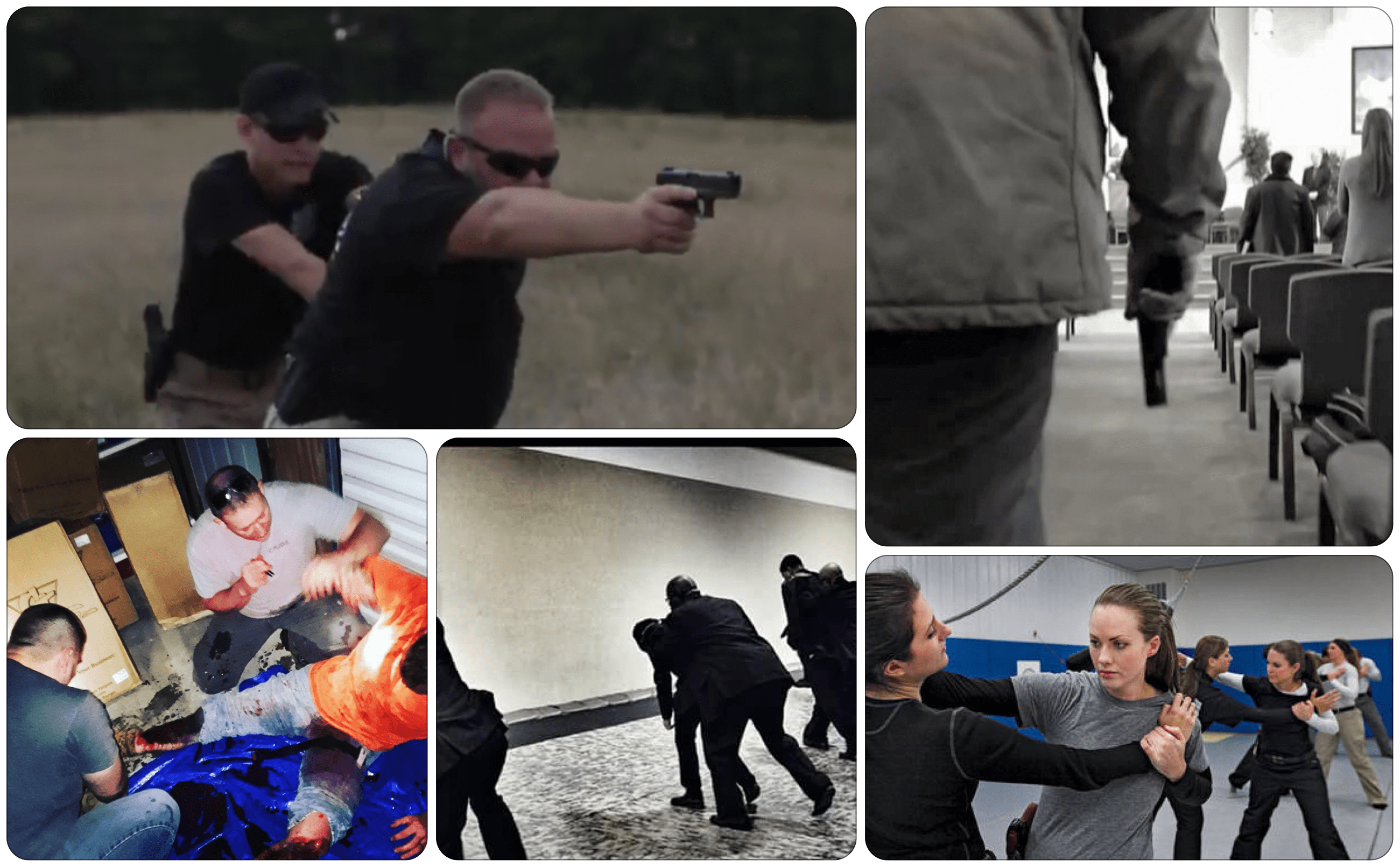 Level D Security Training Courses