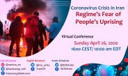 3rd conference for Coronavirus Crisis in Iran