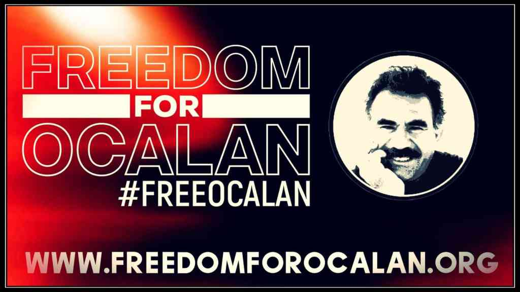 Freedom for Ocalan