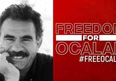 Freedom for Ocalan campaign reiterates call for the release of Abdullah Ocalan