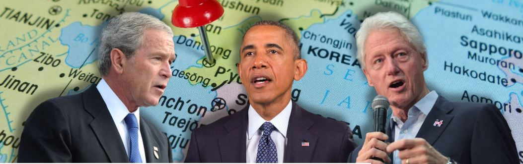 North Korea Crisis is the Result of Clinton, Bush and Obama Ineptitude